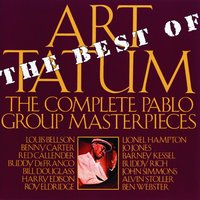 The Best Of The Pablo Group Masterpieces — Art Tatum