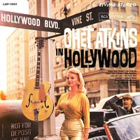 Chet Atkins in Hollywood — Chet Atkins
