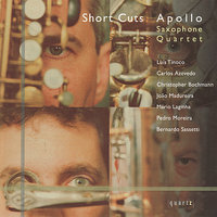 Short Cuts — Apollo Saxophone Quartet