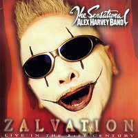 Zalvation — The Sensational Alex Harvey Band