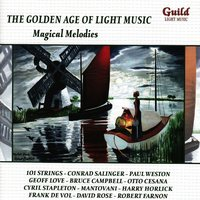 The Golden Age of Light Music: Magical Melodies — сборник