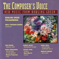 The Composer's Voice — Bowling Green Philharmonia, Emily Freeman Brown
