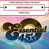 Third Window From The Right - Single — Dean Barlow