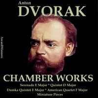 Dvorak Vol. 3 - Chamber Works — Антонин Дворжак