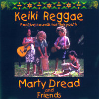 Keiki Reggae (positive sounds for the youth) — Marty Dread