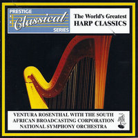 The World's Greatest Harp Classics — Ventura Rosenthal