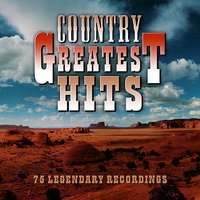 Country Greatest Hits - 75 Legendary Hits — сборник