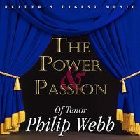 The Power & Passion Of Tenor Philip Webb — Philip Webb, Dirk Brosse & The Flemish Radio Orchestra