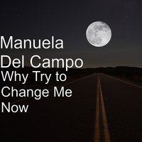 Why Try to Change Me Now — Manuela Del Campo