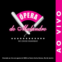 Opera do malandro Ao vivo — Varios