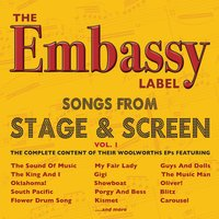 The Embassy Label Songs from Stage & Screen, Vol. 1 — сборник