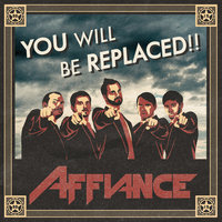 You Will Be Replaced — Affiance
