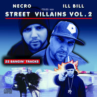 Street Villains Vol. 2 — Necro