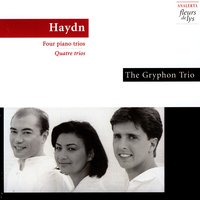 Four piano trios — The Gryphon Trio (Joseph Haydn)
