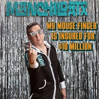 My Mouse Finger Is Insured for $10 Million — Manchildatx