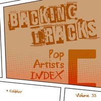 Backing Tracks / Pop Artists Index, C, (Coldplay), Vol. 33 — BT Band, Backing Tracks Band