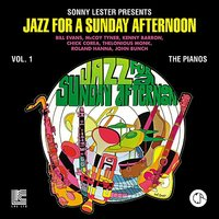 Jazz For A Sunday Afternoon Vol. 1: The Pianos — сборник