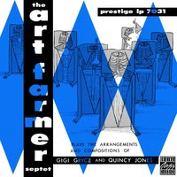 The Art Farmer Septet — Art Farmer Septet