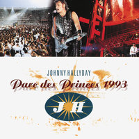 Parc des Princes 1993 — Johnny Hallyday