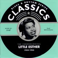 1952-1953 — Little Esther Phillips