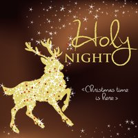 Holy Night. Christmas Time Is Here — Santa Claus & The Snowmen