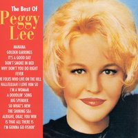 The Capitol Years — Peggy Lee