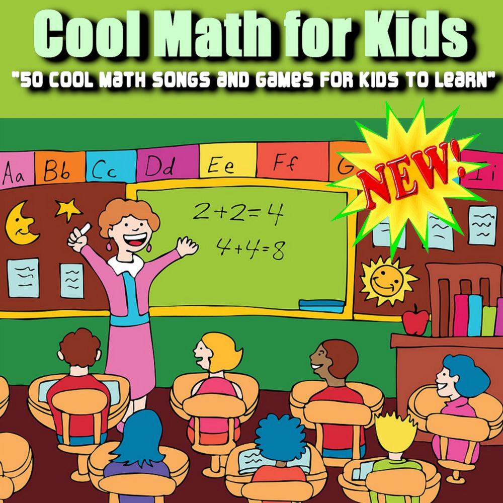 Cool Math for Kids — listen online with Yandex.Music