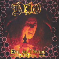 Evil Or Divine: Live In New York City — Dio