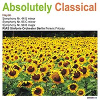 Absolutely Classical, Volume 154 — Йозеф Гайдн, Ferenc Fricsay, Rias Sinfonie Orchester Berlin