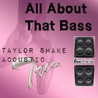 All About That Bass — Taylor Shake Acoustic Trio