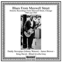 Blues from Maxwell Street — сборник