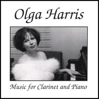 Music for Clarinet and Piano — Olga Harris