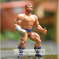 Reconsider Fisto — The Windowsill & The Deecracks
