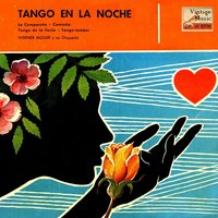 Vintage Tango No. 52 - EP: Tango In The Night — Werner Müller And His Dance Orchestra