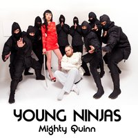 Young Ninjas — Mighty Quinn