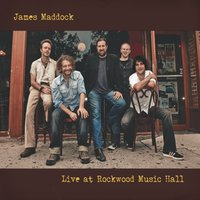 Live at the Rockwood Music Hall — James Maddock