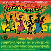 Back to Africa, Vol. 1 — сборник