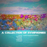 A Collection of Symphonies by Mozart, Beethoven, Prokofiev, Tchaikovsky & Schubert — Leopold Ludwig