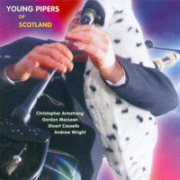 Young Pipers of Scotland — Gordon MacLean