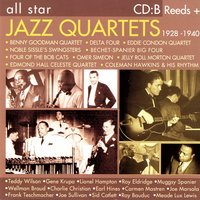 All Star Jazz Quartets 1928-1940 - Disc B — сборник