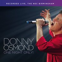 One Night Only — Donny Osmond