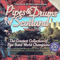 Pipes & Drums of Scotland, Vol. 1 — сборник