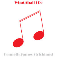 What Shall I Do — Kenneth james Strickland