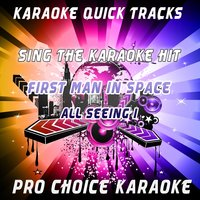 Karaoke Quick Tracks : First Man in Space — Phil Oakey