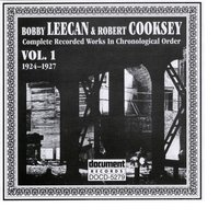 Leecan & Cooksey Vol. 1 1924-1927 — сборник