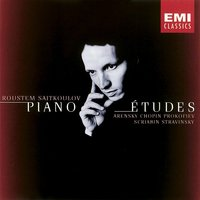 Études for Piano Recital — Roustem Saitkoulov