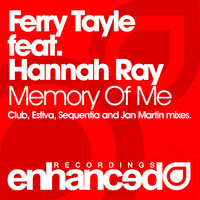 Memory Of Me — Ferry Tayle feat. Hannah Ray