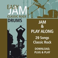 Classic Rock Drums — Easy Jam