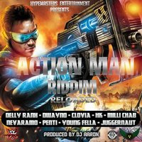 Action Man Riddim Reloaded — сборник