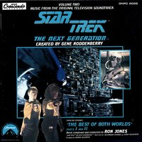 Star Trek: The Next Generation : Vol. 2 - The Best of Both Worlds — Jerry Goldsmith, Ron Jones